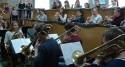 Дитячий оркестр отримав новенькі інструменти