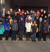 «Різдвяні канікули» об'єднали дітей з України та з-за кордону
