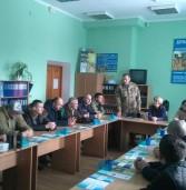 Військовим та учасникам АТО провели семінар