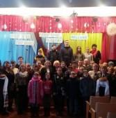 У Вербу з'їхались волонтери з Америки та делегація з Запоріжчини