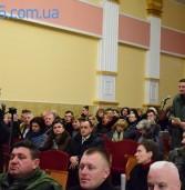 Як міський голова звітував перед громадою (відео, фото)