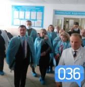 Двері лікарні відкрили не лише для хворих (фото)