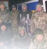Від сепаратистів рятувались вимкненим світлом фар (фото)