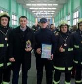 Рятувальники змагались за звання кращого