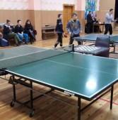 Вихованці Мирогощанського інтернату змагалися у настільному тенісі