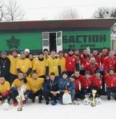 11 команд змагались за першість у футболі