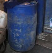 У гаражі виробляли алкогольні напої та продавали жителям Рівненщини