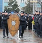 Більше 100 нових поліцейських склали присягу