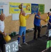 Тренери-ветерани перемогли серед найсильніших спортсменів