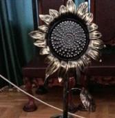 Майстер продемонструє виставку оригінальних кованих виробів