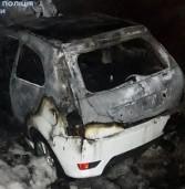 Унаслідок ДТП на Київ-Чоп загорівся автомобіль нетверезого водія