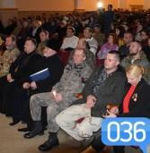 Воїни за покликом серця отримали пам'ятний знак та відзнаки (фото)