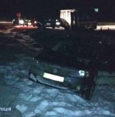 Через обледенілу трасу на Радивилівщині сталася ДТП (Фото)