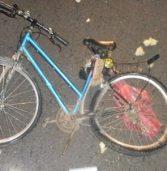 Травмовану велосипедистку госпіталізували у лікарню