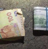 Уродженця Дубенщини затримали з великою сумою грошей, наркотиками, зброєю та підробленим паспортом