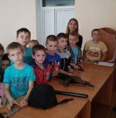 Юні школярі потрапили у поліцейський відділ
