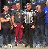 Спортсмени вибороли 3 медалі на турнірі «Lviv open cup»
