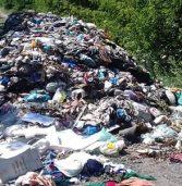 «Львівське сміття» знову на Рівненщині