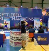 Гирьовик виборов перемогу на чемпіонаті світу (фото)