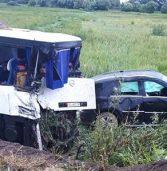 Внаслідок ДТП у Птичі загинув пасажир (фото)