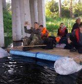 Річка Іква – мертва зона для флори і фауни