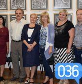 Талановиті львів'яни презентували виставку у Дубні (фото)