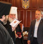 Голова ОДА зустрівся з новопризначеним єпископом