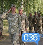 Перше велике свято військової частини (фото)