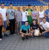Команду ОТГ з Дубенщини визнали найспортивнішим селом