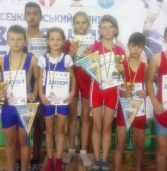 Зі змагань привезли 8 медалей