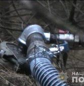 Волиняни врізались в нафтопровід